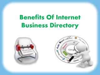 Benefits of Intenet Business Directory