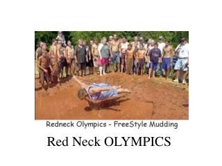Red Neck OLYMPICS