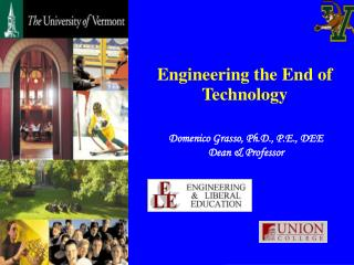 Engineering the End of Technology