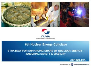 STRATEGY FOR ENHANCING SHARE OF NUCLEAR ENERGY