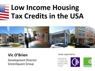 Low Income Housing Tax Credits in the  USA