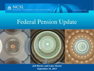 Federal Pension Update