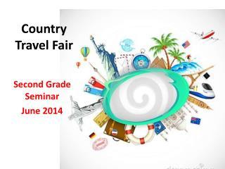Country Travel Fair