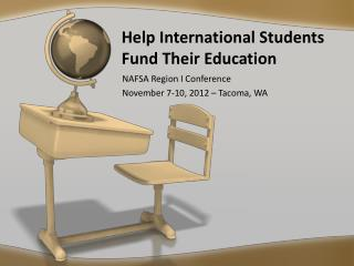 Help International Students Fund Their Education