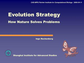 Evolution Strategy