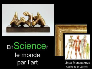 E n Science r le monde par l'art