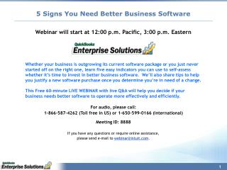 5 Signs You Need Better Business Software