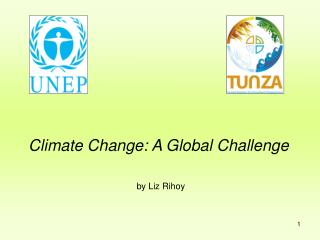 Climate Change: A Global Challenge by Liz Rihoy