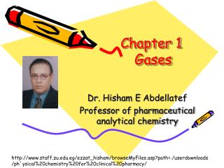 Chapter 1  Gases