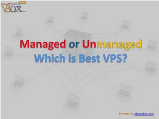 Which is best VPS SERVER?