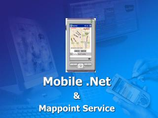 Mobile .Net & Mappoint Service