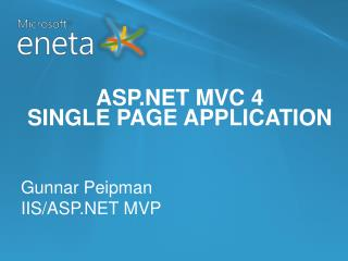 ASP.NET MVC 4 SINGLE PAGE APPLICATION