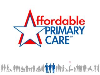 Everyone needs Primary Care