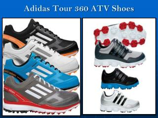 Adidas Tour 360 ATV Shoes
