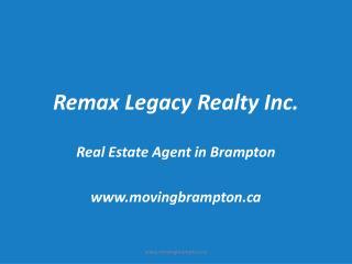 Real Estate Agent in Brampton