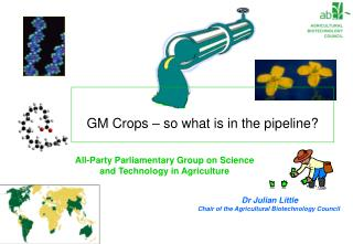 GM Crops – so what is in the pipeline?