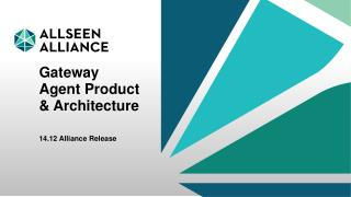 Gateway Agent Product & Architecture