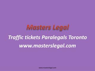 peel region in paralegals