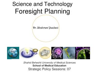 Science and Technology Foresight Planning
