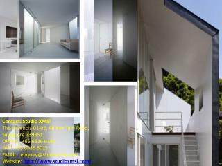 Designer Houses, Designer Homes