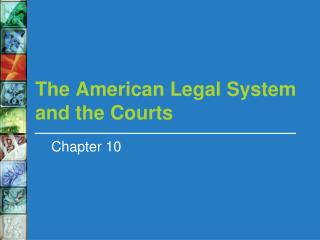 The American Legal System and the Courts