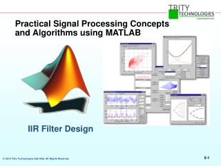 Practical Signal Processing Concepts and Algorithms using MATLAB