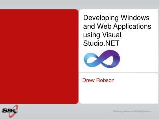 Developing Windows and Web Applications using Visual Studio.NET