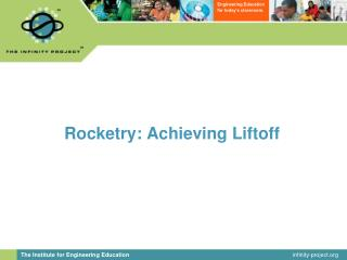Rocketry: Achieving Liftoff