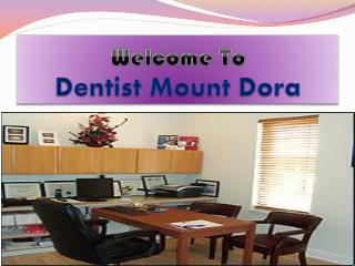 Dentist Mount Dora