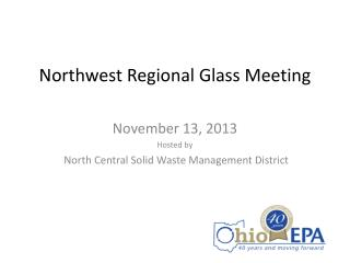 Northwest Regional Glass Meeting