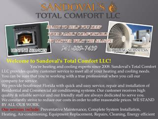 Heating & Cooling Punta Gorda FL