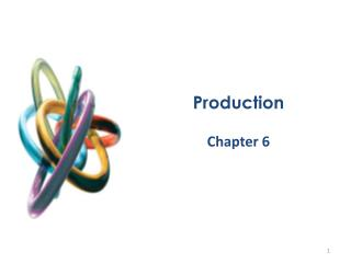 Production Chapter 6