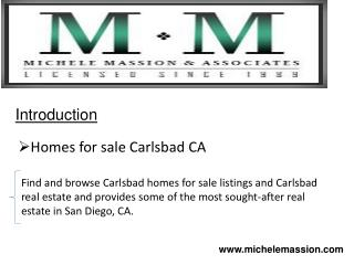real estate in carlsbad