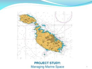 PROJECT STUDY: Managing Marine Space