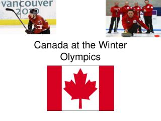 Canada at the Winter Olympics