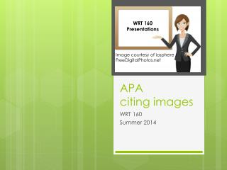 APA citing images