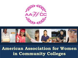American Association for Women in Community Colleges