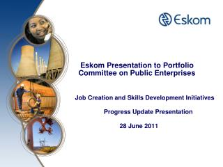 Eskom Presentation to Portfolio Committee on Public Enterprises