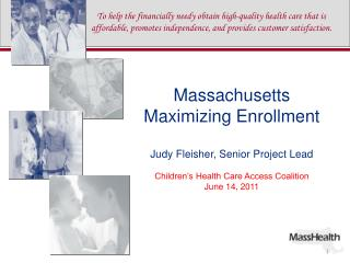Massachusetts Maximizing Enrollment