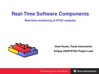 Real-Time Software Components Real-time monitoring of RTSC modules