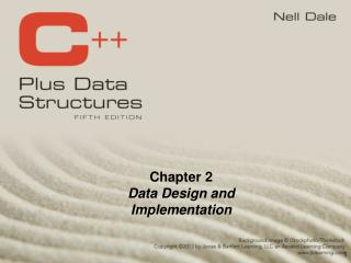Chapter 2 Data Design and Implementation