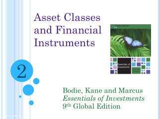 Asset Classes and Financial Instruments