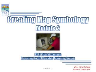 Creating Map Symbology Module 2