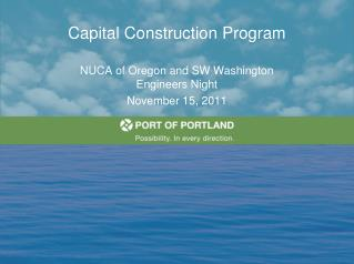 Capital Construction Program