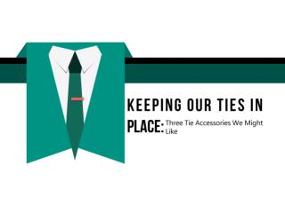 Shining Some Light On The Different Types Of Ties
