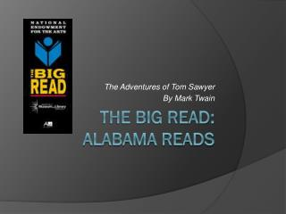 The Big Read: Alabama READS