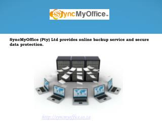 Hosted Backup- Online Backup Service & Recovery Solution
