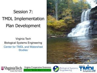 Session 7: TMDL Implementation Plan Development