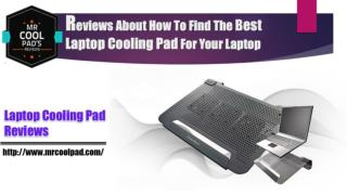 Cooling Pad Review 2014