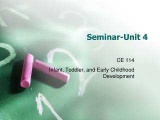 Seminar-Unit 4